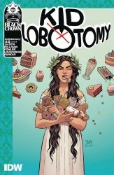 IDW Publishing's Kid Lobotomy Issue # 4