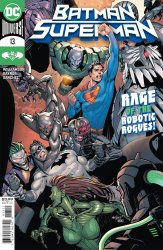 DC Comics's Batman / Superman Issue # 13