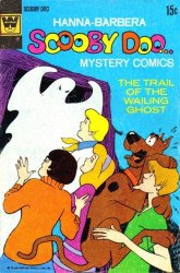 Gold Key's Scooby-Doo Issue # 17whitman