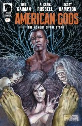 Dark Horse Comics's American God's Moment of the Storm Issue # 1