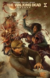 Image Comics's Walking Dead: Deluxe Issue # 15c