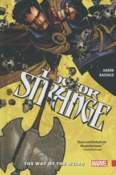 Marvel's Doctor Strange Hard Cover # 1