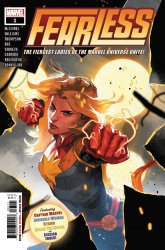 Marvel Comics's Fearless Issue # 1