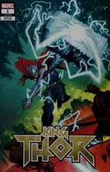 Marvel Comics's King Thor Issue # 1walmart