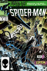 Marvel Comics's Web of Spider-Man Issue # 31