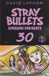 Image Comics's Stray Bullets: Sunshine and Roses Issue # 30