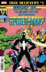 Marvel Comics's True Believers: What If the Alien Costume had Possessed Spider-Man? Issue # 1