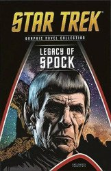 Eaglemoss Publications Ltd.'s Star Trek: Graphic Novel Collection Hard Cover # 77