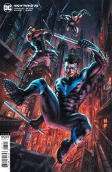 DC Comics's Nightwing Issue # 75b