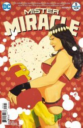 DC Comics's Mister Miracle Issue # 5b
