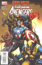 Marvel Comics's The New Avengers Issue # 48