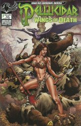 American Mythology's Pellucidar: Wings of Death Issue # 1