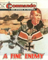 D.C. Thomson & Co.'s Commando: War Stories in Pictures Issue # 1365