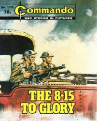 D.C. Thomson & Co.'s Commando: War Stories in Pictures Issue # 1619