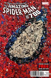 Marvel Comics's The Amazing Spider-Man Issue # 700