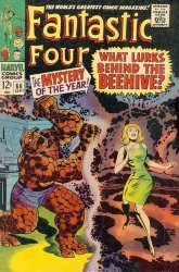 Marvel Comics's Fantastic Four Issue # 66