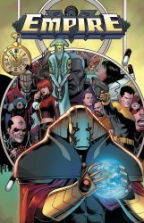 IDW Publishing's Empire TPB # 1