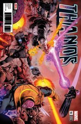 Marvel Comics's Thanos Issue # 16 - 3rd print
