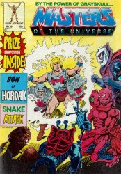 London Editions Magazines's Masters of the Universe Issue # 36