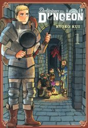 Yen Press's Delicious In Dungeon Soft Cover # 1