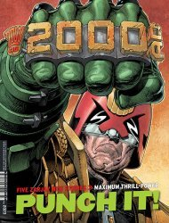Rebellion's 2000 A.D. Issue # 2023