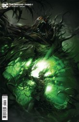 DC Comics's The Swamp Thing Issue # 1b
