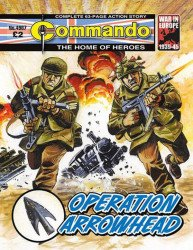 D.C. Thomson & Co.'s Commando: For Action and Adventure Issue # 4987