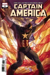 Marvel Comics's Captain America Issue # 4
