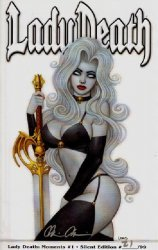 Coffin Comics's Lady Death: Moments Issue # 1h