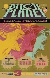 Image Comics's Bitch Planet: Triple Feature Issue # 4