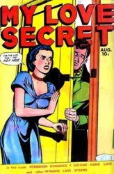 Fox Feature Syndicate's My Love Secret Issue # 25