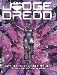 Rebellion's Judge Dredd: Megazine Issue # 404