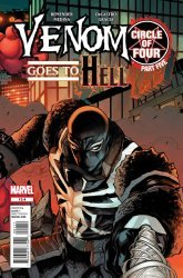 Marvel Comics's Venom Issue # 13.4