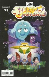 KaBOOM!'s Steven Universe Issue # 27b