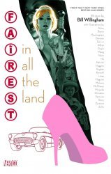 Vertigo's Fairest: In All The Land TPB # 1
