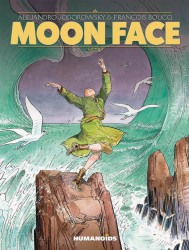 Humanoids Publishing's Moon Face Soft Cover # 1