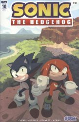 IDW Publishing's Sonic the Hedgehog Issue # 10ri