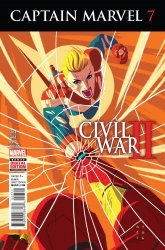 Marvel Comics's Captain Marvel Issue # 7