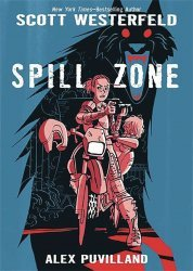 First Second Books's Spill Zone TPB # 1