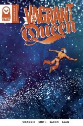 Vault Comics's Vagrant Queen Issue # 3b