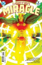 DC Comics's Mister Miracle Issue # 1 - 3rd print
