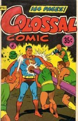 K.G. Murray Publishers's Colossal Comic Issue # 50