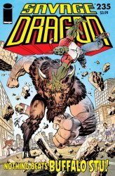 Image Comics's Savage Dragon Issue # 235