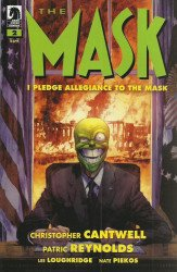Dark Horse Comics's The Mask: I Pledge Allegiance To The Mask Issue # 2
