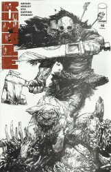 Image Comics's Rumble Issue # 16