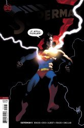 DC Comics's Superman Issue # 5b