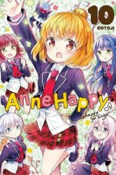 Yen Press's Anne Happy: Unhappy Go Lucky Soft Cover # 10