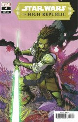 Marvel Comics's Star Wars: The High Republic Issue # 4c