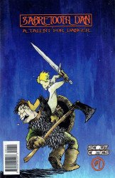 Scout Comics's Sabretooth Dan Issue # 1