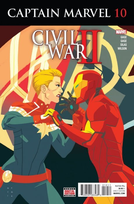captain marvel issue 5